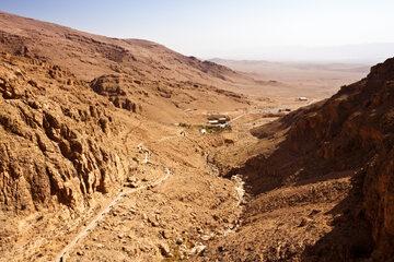 Wzgórza w Syrii, zdj. ilustracyjne
