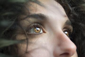 Wzrok, spojrzenie, zdjęcie ilustracyjne
