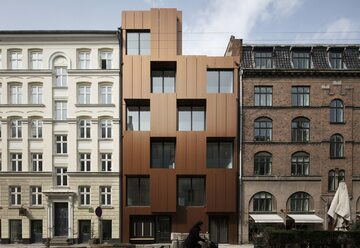 Youth Housing, Nansensgade