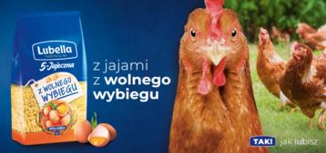 Z jajami z wolego wybiegu