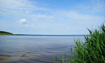 Zachodni brzeg Zalewu Szczecińskiego