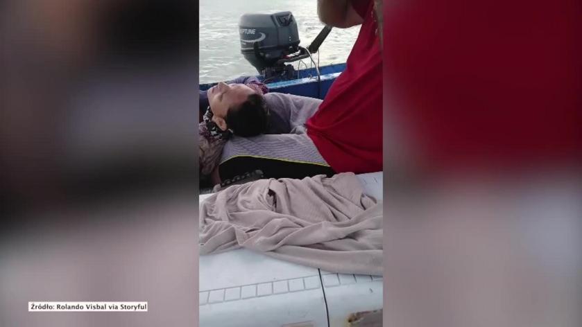 Zaginęła dwa lata temu. Rybacy odnaleźli 46-latkę dryfującą na morzu