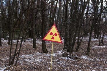 Zagrożenie promieniotwórcze, zdjęcie ilustracyjne