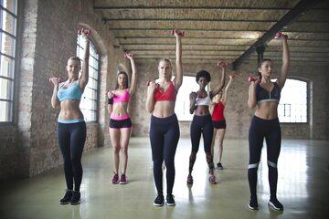 Zajęcie fitness