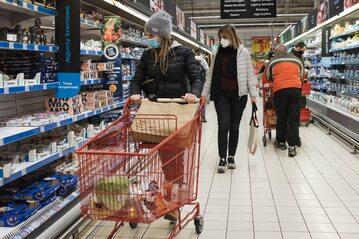Zakupy w trakcie pandemii