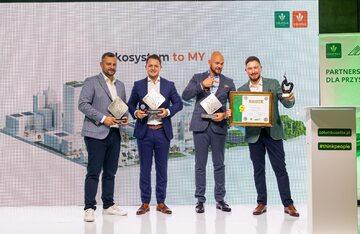 Założona przez Pawła Bednarka, Rafała Kołłątaja i Dawida Zielińskiego Spółka Columbus Elite jest największą organizacją dystrybuującą produkty OZE w Polsce