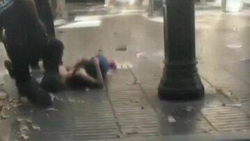 Zamach w Barcelonie