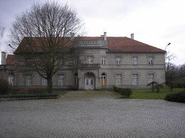 Zamek w Opieszynie
