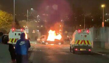 Zamieszki w Derry