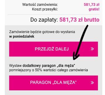 Zamówienie z eButik.pl
