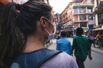 Zanieczyszczenie powietrza, zdj. ilustracyjne
