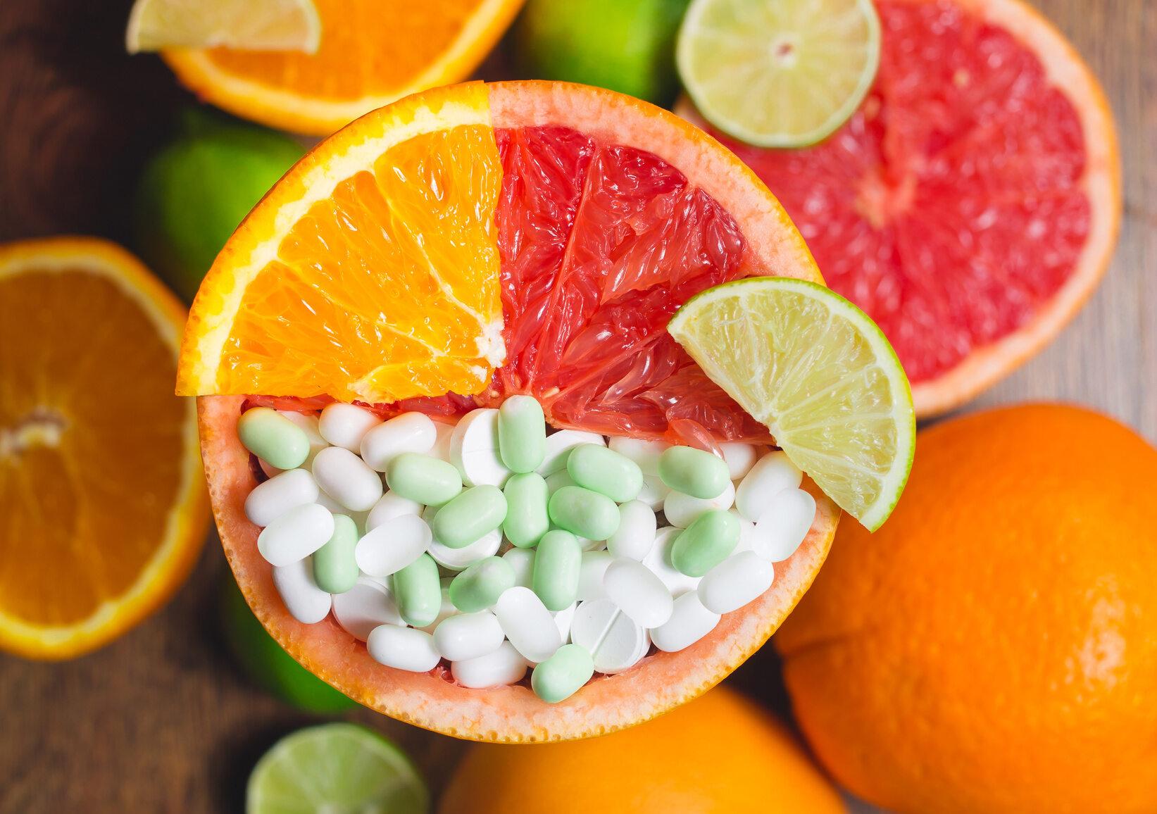 Zapobieganie niedoborom witaminy C