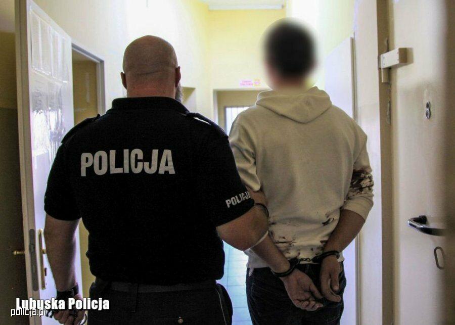 Zatrzymany przez policję obywatel Niemiec