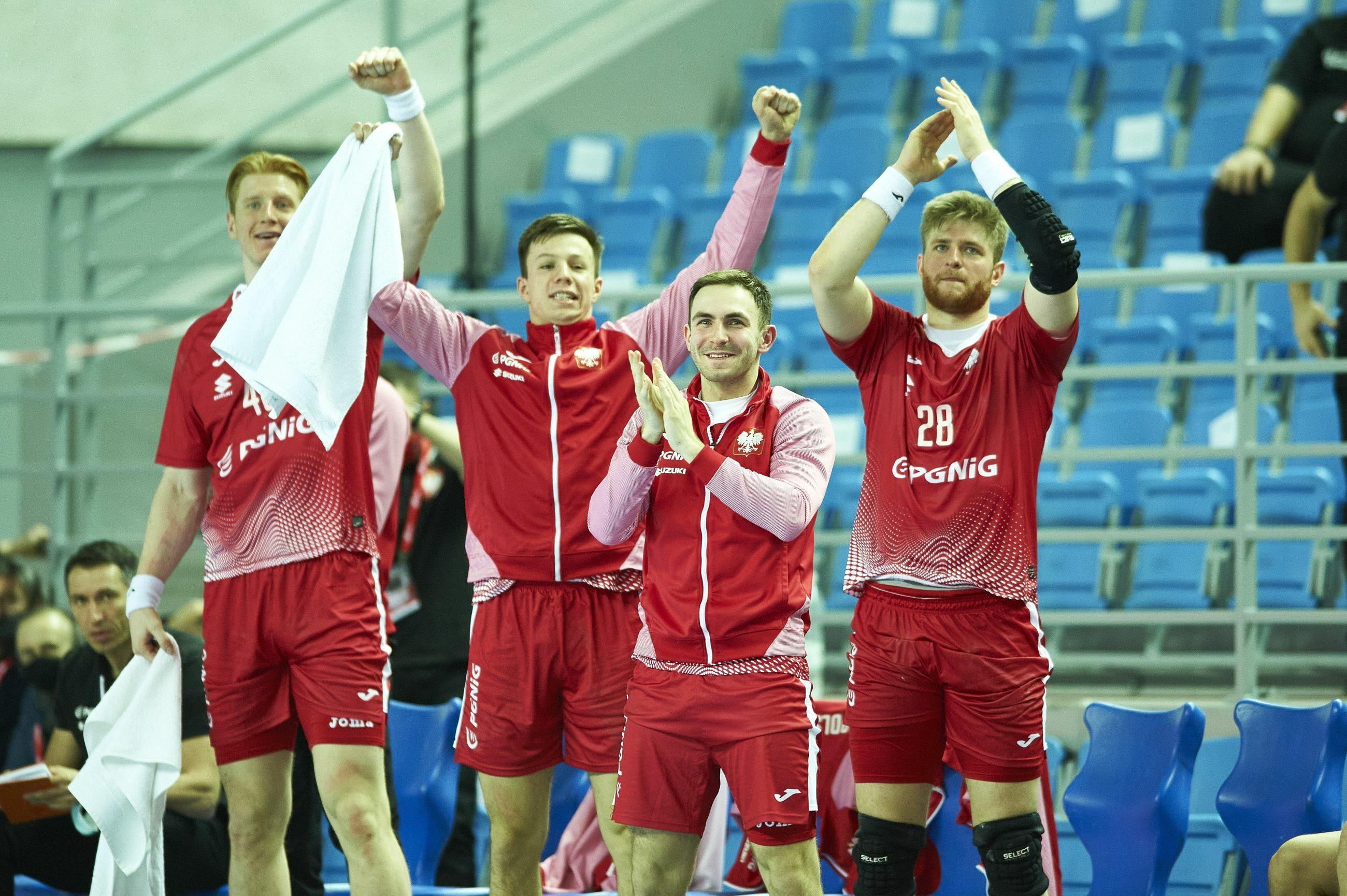 Zawodnicy polskiej reprezentacji