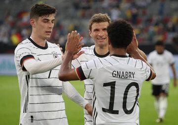 Zawodnicy reprezentacji Niemiec
