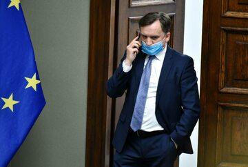 Zbigniew Ziobro w Sejmie