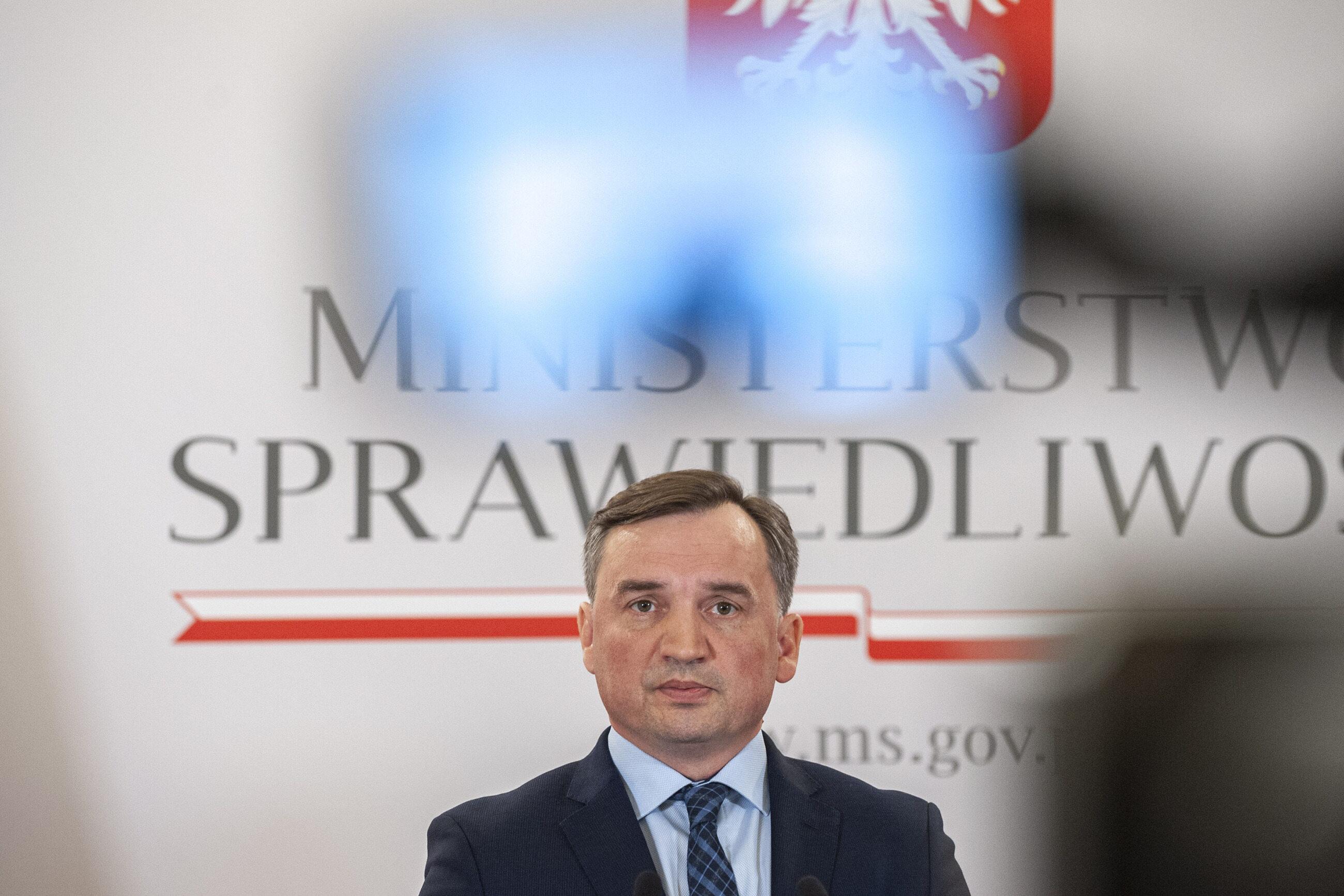 Zbigniew Ziobro obwiniany przez posła Porozumienia za