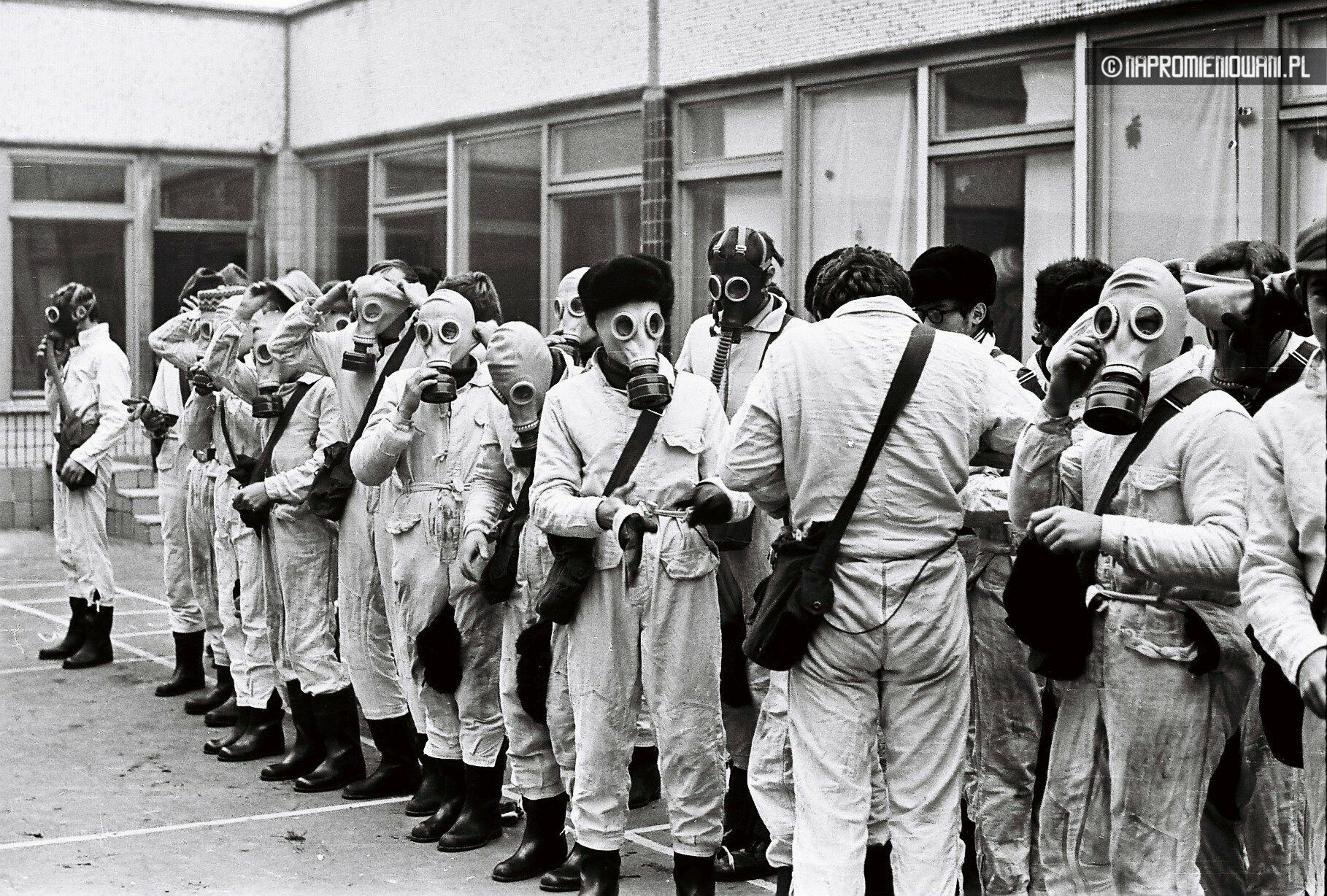 Zdjęcia z Czarnobyla