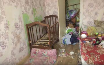 Zdjęcia z mieszkania, w którym rozegrał się dramat dzieci