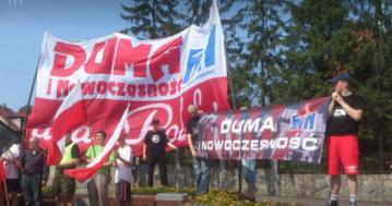 Zdjęcie z profilu organizacji Duma i Nowoczesność na Facebooku