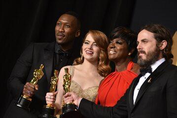 Zdobywcy Oscarów za rok 2018