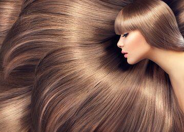 Zdrowe włosy, zdjęcie ilustracyjne