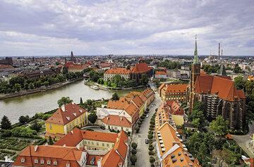 Zdrowy, zielony, zadowolony – taki staje się Wrocław