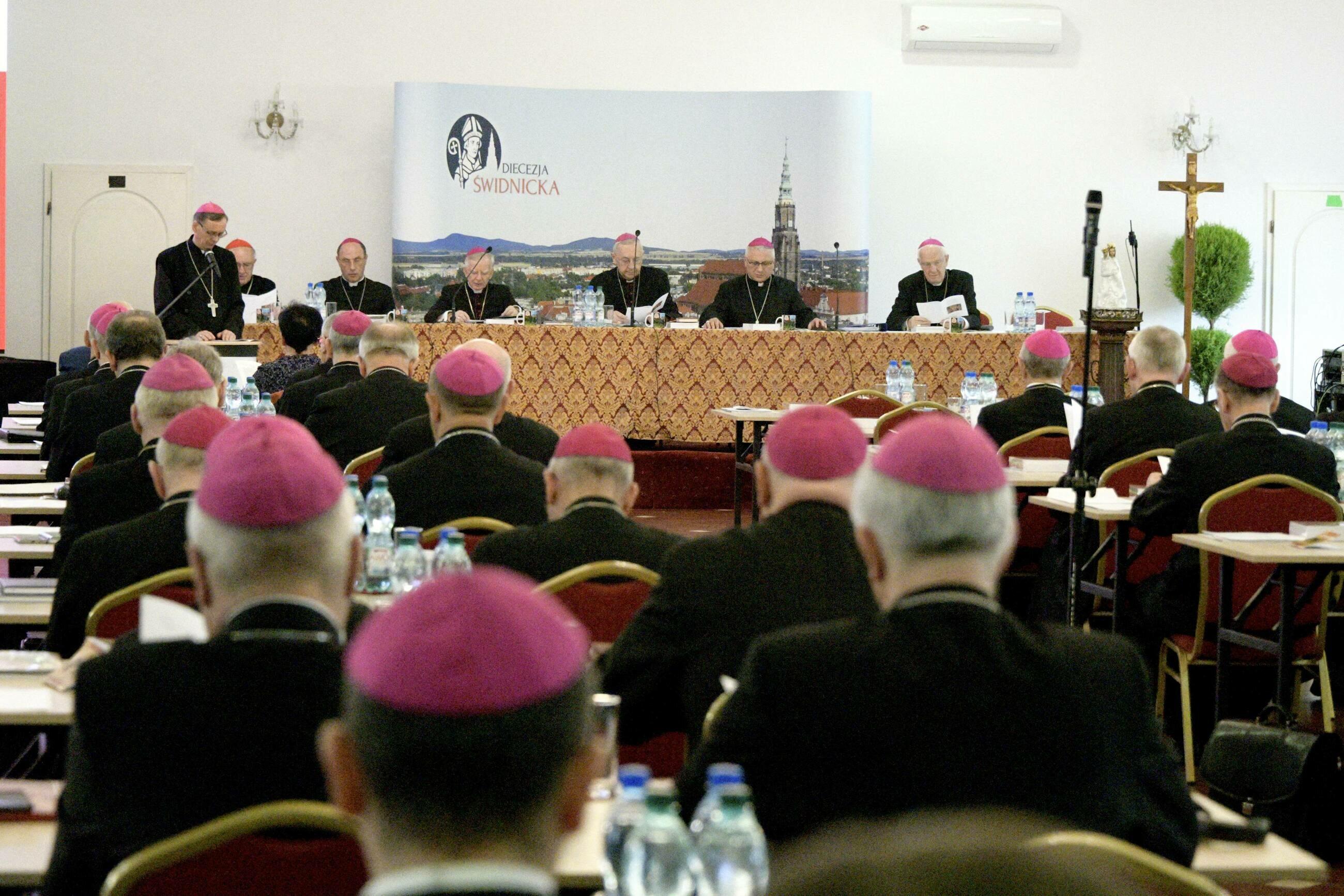 Zebranie plenarne Konferencji Episkopatu Polski, zdj. ilustracyjne