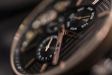 Zegarek, zdj. ilustracyjne