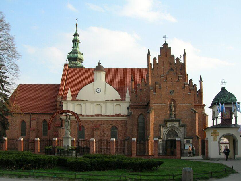 Zespół klasztorny bernardynów w Radomiu