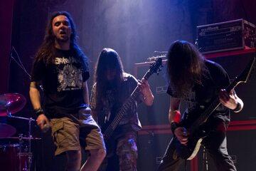 Zespół Vader w 2012 roku