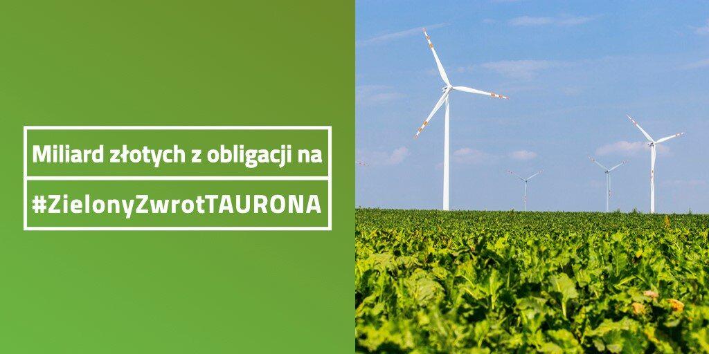 #ZielonyZwrotTAURONA