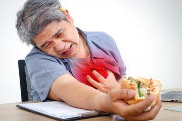 Zła dieta pracowników biurowych