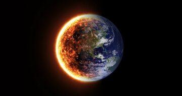 Zmiany klimatu, zdjęcie ilustracyjne