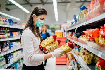 Zmiany w sklepach, zdjęcie ilustracyjne