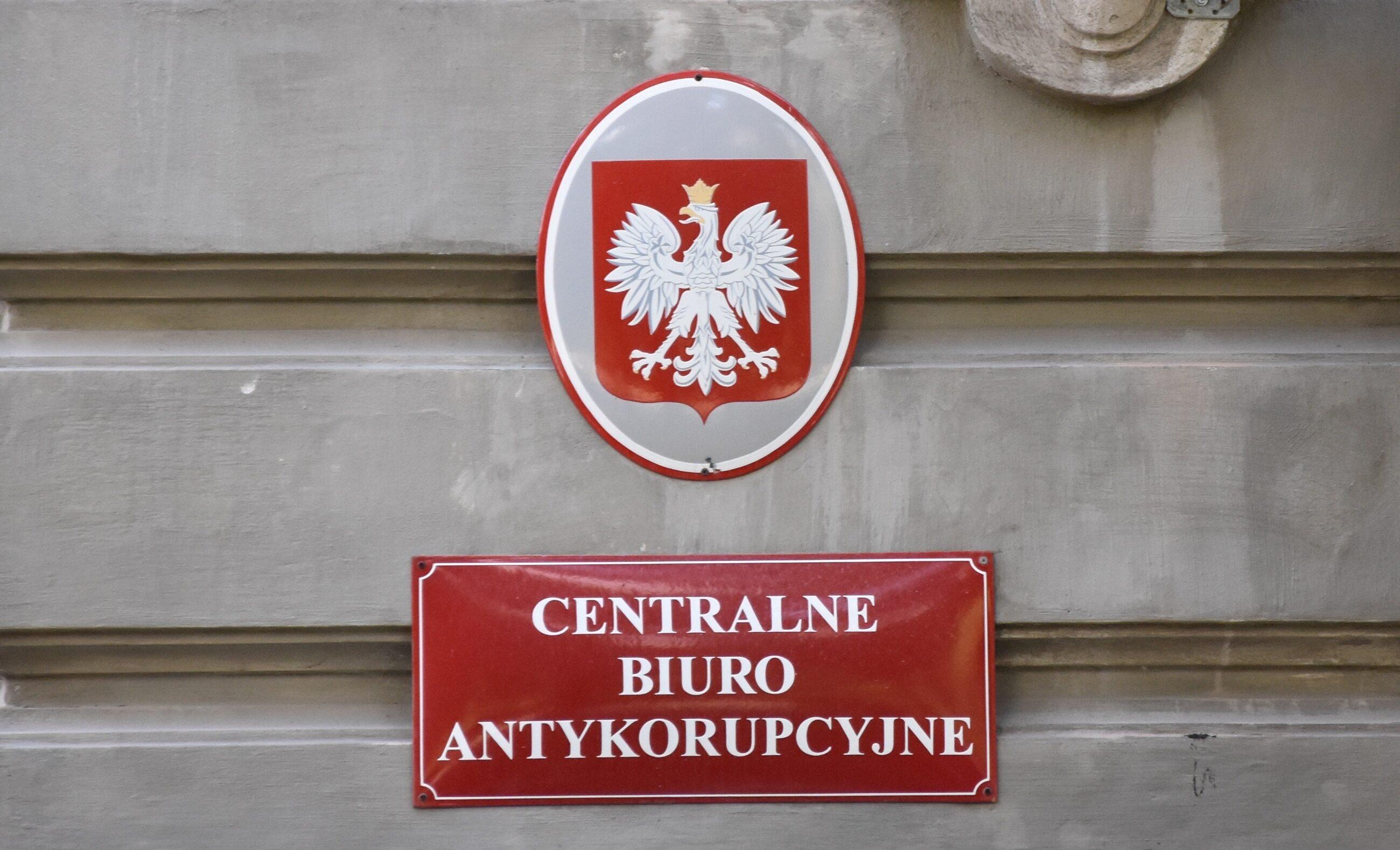 Znak siedziby CBA