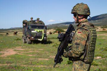 Żołnierz Bundeswehry