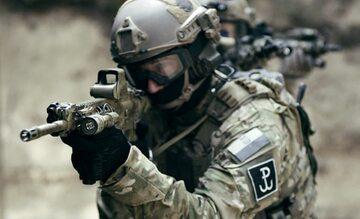 Żołnierz GROM