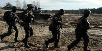 Żołnierze Obrony Terytorialnej