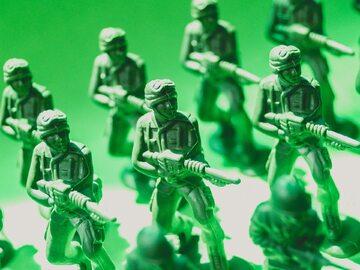 Żołnierzyki (zdj. ilustracyjne)