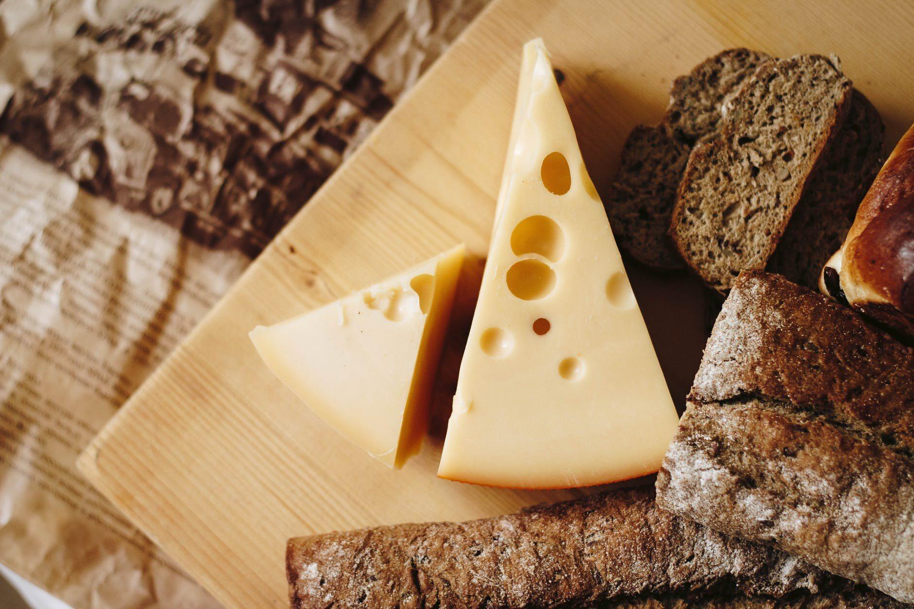 Żółty ser