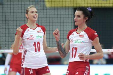 Zuzanna Efimienko-Młotkowska i Malwina Smarzek-Godek