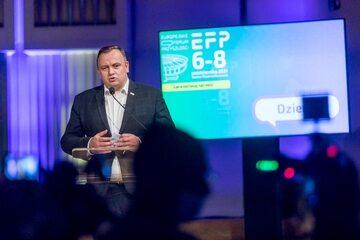 Zwieńczeniem pierwszego dnia Europejskiego Forum Przyszłości będzie Gala Marszałka Województwa Śląskiego, Jakuba Chełstowskiego