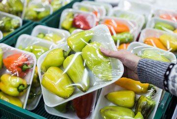 Żywność w plastiku
