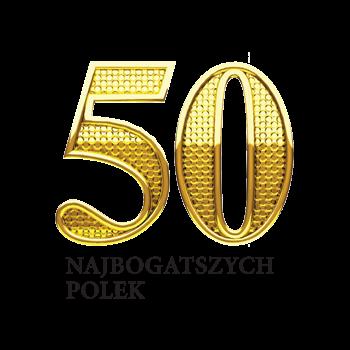 Lista 50 Najbogatszych Polek 2017